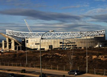 La estación de metro Estadio Olímpico se llamará Estadio Metropolitano