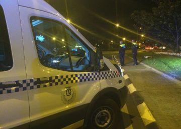 Detenido un conductor que atropelló a un hombre y huyó sin pararse
