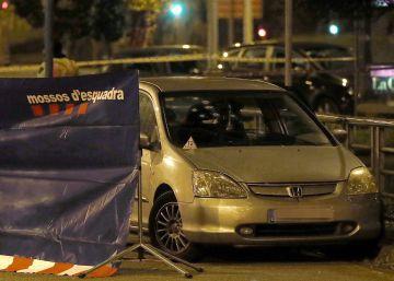 Un muerto y dos heridos en un tiroteo en Nou Barris