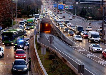 Madrid levanta las restricciones de tráfico desde hoy