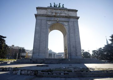 What should Madrid do with its controversial Franco-era victory arch?