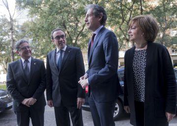 La Generalitat y Fomento chocan por Rodalies en su primera reunión de la legislatura
