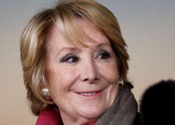 Aguirre critica que Ahora Madrid suba los impuestos 189 millones este año