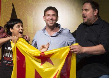 Sí que Es Pot se desmarca de la ley del referéndum de Puigdemont