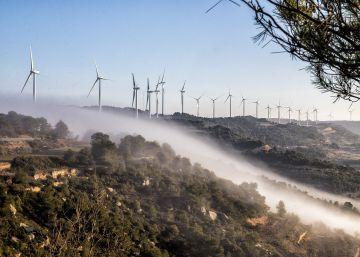 Un lustro sin parques eólicos mina los objetivos de la Generalitat