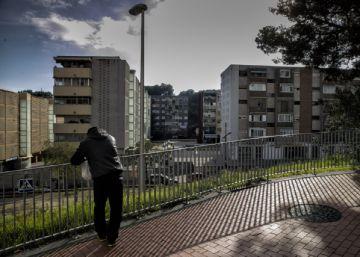 Las familias con rentas medias se desploman en Barcelona