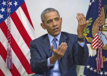 Un libro reúne los mejores discursos de Obama