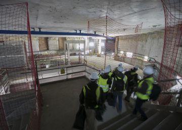 La línea 10 se inaugurará en 2018 con dos estaciones en l'Hospitalet