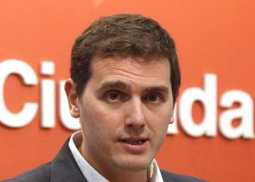 El ala socialdemócrata presentará batalla en el cónclave de Ciudadanos
