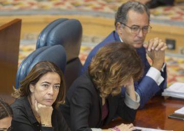 Los jueces archivan la denuncia de acoso laboral de una diputada del PP