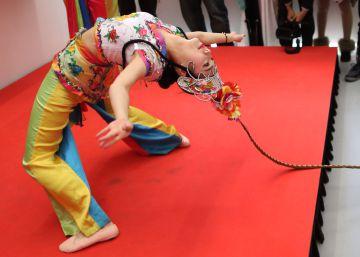 Madrid celebra el Año Nuevo chino con más de cien actividades culturales