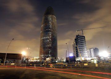 La torre Agbar, una icona amb mala sort