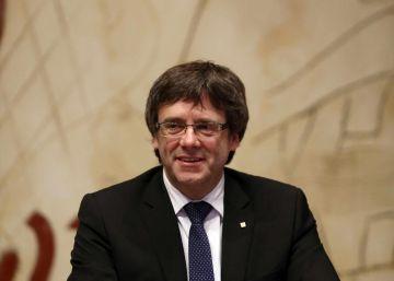 Puigdemont y Junqueras irán a Bruselas a defender el referéndum