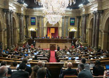 JxS y CUP se resignan a aprobar la primera estructura de Estado en solitario