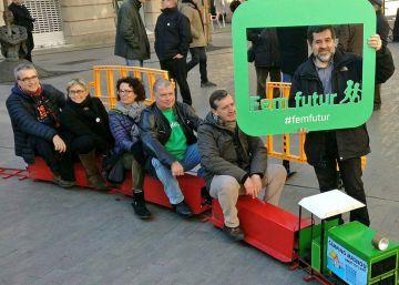 La ANC inicia la campaña del 'sí' antes de que se convoque el referéndum