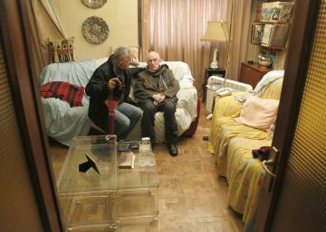 El drama de un desahucio a los 84 años
