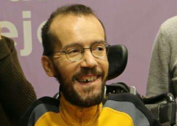 Echenique acepta que Podem sea un partido autónomo