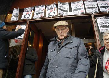 El juzgado aplaza el desahucio del anciano donostiarra de 84 años