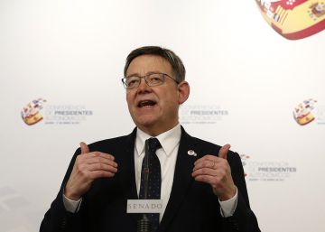 Puig celebra que la nueva financiación se apruebe este año