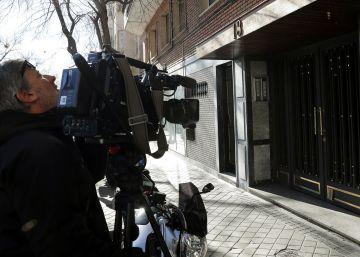 Un hombre mata a su mujer en Chamberí y después se suicida