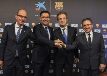 Barça y La Caixa, ligados hasta 2020