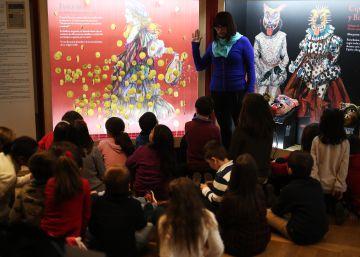 Los museos se especializan en niños este fin de semana