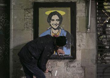 Barcelona amanece con Ada Colau santificada