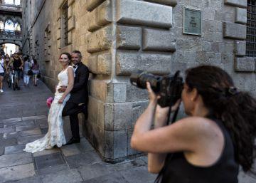Cataluña registra dos divorcios por cada tres bodas