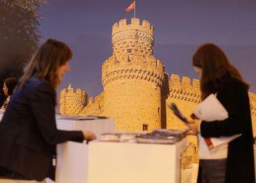 Madrid exhibe sus joyas rurales en Fitur