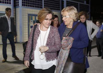 El PSOE impone a Carmena su plan de empleo y economía en las cuentas