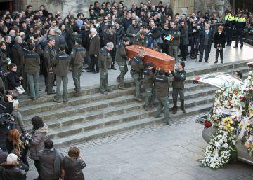 Uno de los agentes rurales asesinado en Aspa se había cambiado el turno