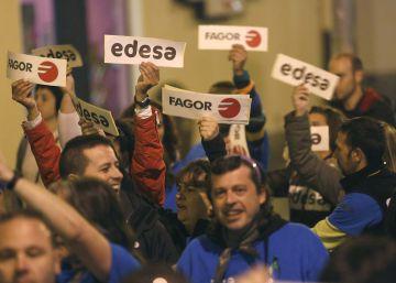 La Corporación Mondragón se enfrenta a la mayor demanda acumulada de Euskadi