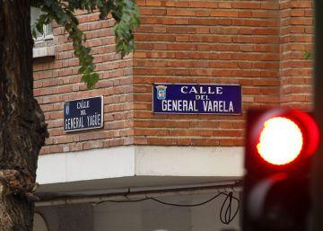 La concejal de Tetuán inicia el cambio por su cuenta del nombre de tres calles