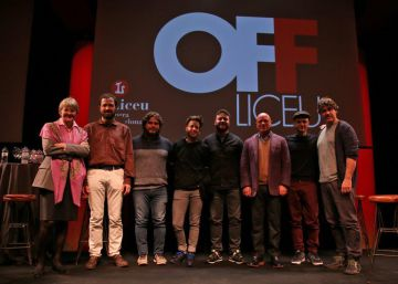 Off Liceu, música contemporània de compositors nacionals
