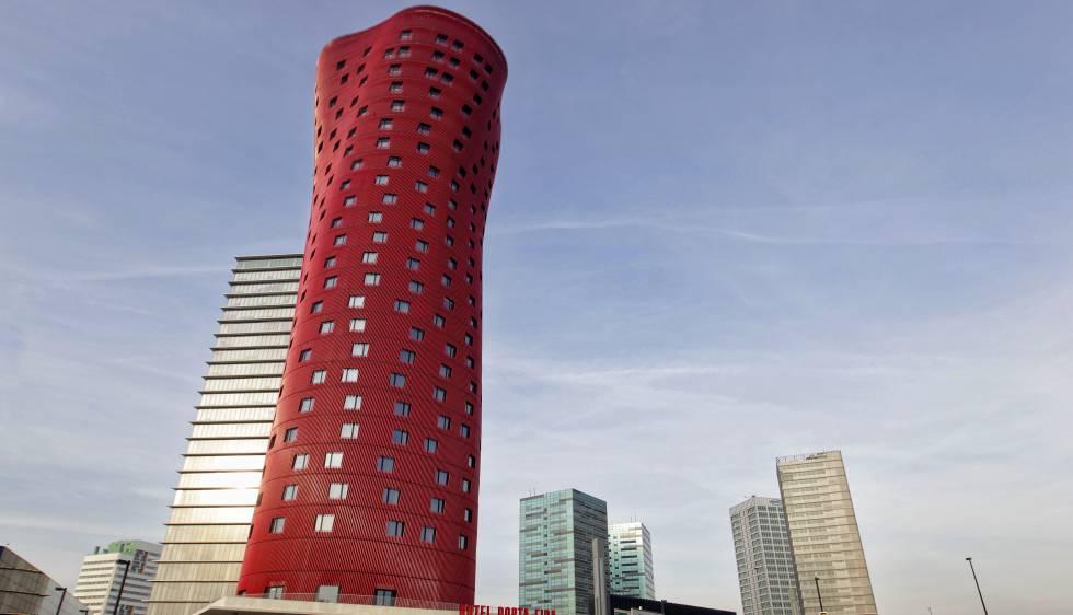 Hotel Porta Fira, en L'Hospitalet de Llobregat.