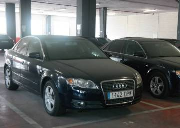 Adjudicado por 5.000 euros el Audi A8 de Francisco Camps