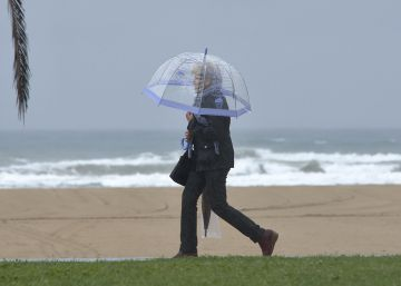 Spain's Valencia region experiences the wettest winter on record