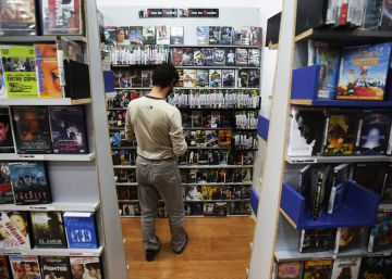 Can crowdfunding save one of Madrid's last surviving video rental stores?