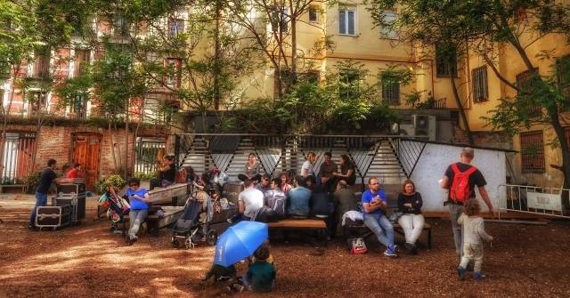 Madrid en el pa s for Arreglar jardin abandonado
