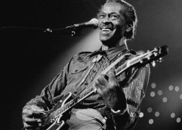 El tributo póstumo de Chuck Berry a su 'Wonderful Woman'