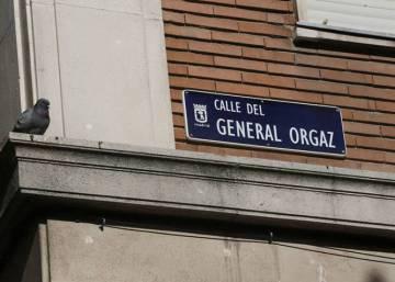 El Comisionado de la Memoria Histórica amplía a 52 las calles que cambiarán de nombre en Madrid
