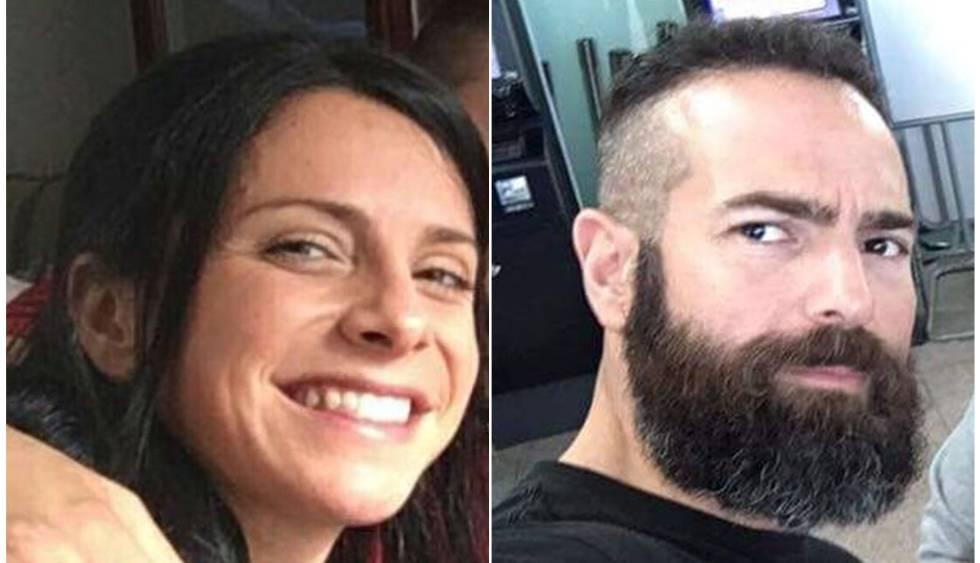 Los agentes de la Guardia Urbana Rosa Peral y Albert López, detenidos por la muerte de un compañero.