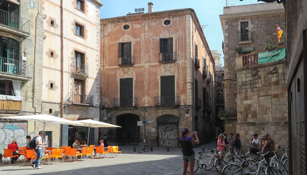 Palacio mox vaciado y vendido catalu a el pa s for Vaciado de locales en barcelona