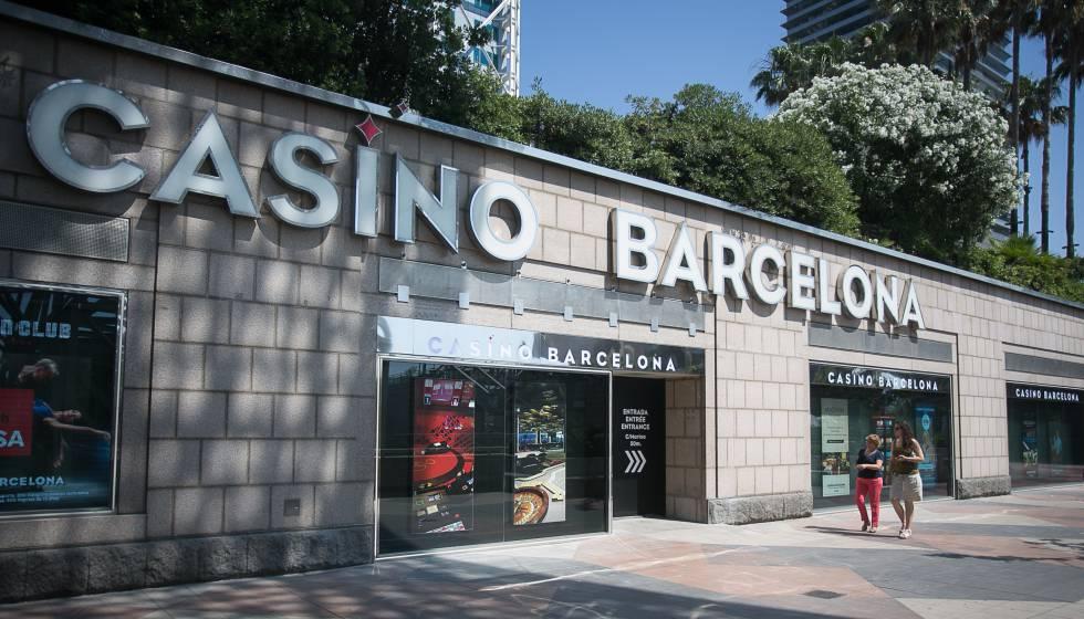El casino de Barcelona.