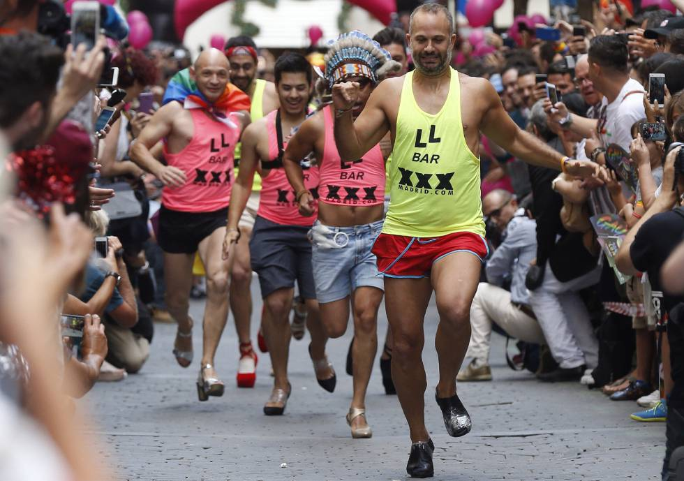 Programa del Orgullo Gay de Madrid 2017