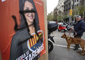 Catalan campaign marred by harassment of anti-independence parties