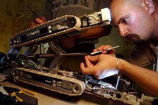 Uno de los expertos de National Geographic se asegura que el robot usado en la pirámide funciona bien.