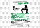 Destacados artistas participan hoy en Madrid en un concierto benéfico por José Couso