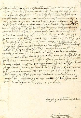 La hija de los Reyes Católicos pide a Carlos V que use sus influencias para salvar su matrimonio con Enrique VIII.