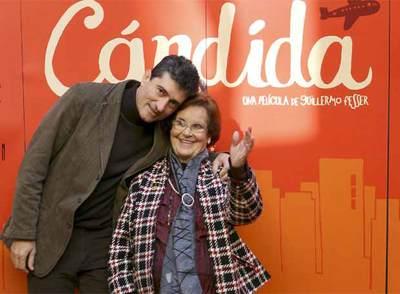 Guillermo Fesser convierte a Cándida en protagonista de su primera película
